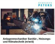 Anlagenmechaniker Sanitär- Heizungs- Klimatechnik m