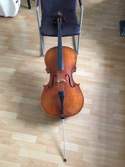 Ganzes Cello