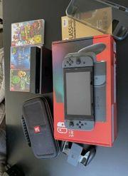 Nintendo Switch Console und mehr