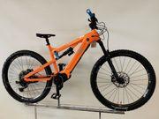 E-MTB Pedelec E-Bike NOX Hybrid