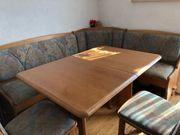 Ausziehbarer Esstisch Holzesstisch