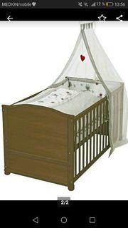 Babybett zu verkaufen