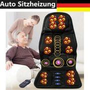Massagematte mit Autoadapter