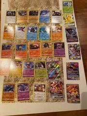 Pokemon Karten 31 Stück
