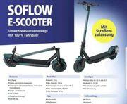 soflow S06 E-scooter neu OVP