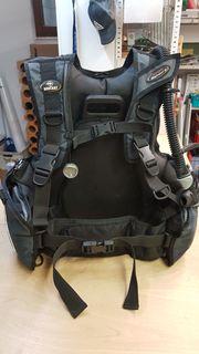 Tarierjacket ohne Bleitaschen Größe M