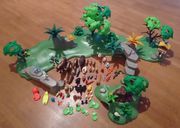 Playmobil 4095 80 Tiere am