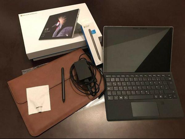 Mircosoft Surface Pro 4 i7