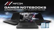 MIFCOM Notebook I9 RTX 2080