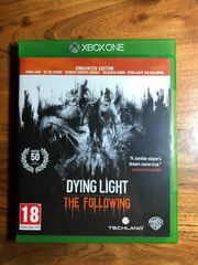 Dying Light The Following Xbox