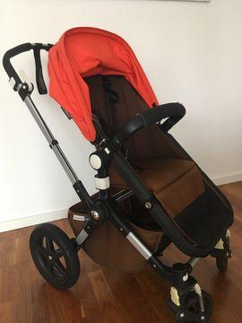 Kinderwagen - Bugaboo Cameleon 3 mit viel