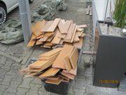 Holz aus 40 Jahre alter