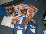 selbermachen Zeitschriften 75 Hefte