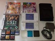 Nintendo DS Lite Spiele