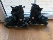 Inline Skates K2 verstellbar Gr