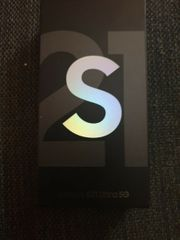 Samsung Galaxy S21 Ultra mit