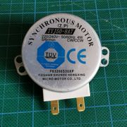 Mikrowelle - Drehteller - Motor TYJ50-8A7 - neu