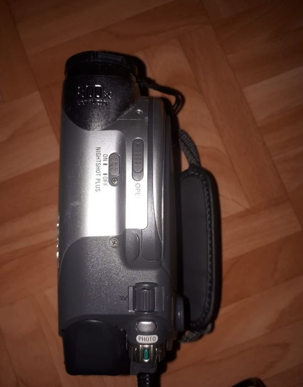 Sony Handycam Videokamera