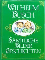 Wilhelm Busch Sämtliche Bildergeschichten Prisma