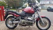 BMW R1100R Motorrad Tourer