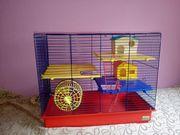 Hamster Kaefig