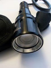 Tauchlampe Intova - Tovatec IFL-WA-ZOOM-R