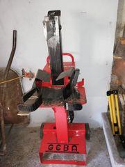 Holz Spalter Geba Starkstrom
