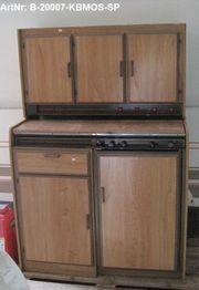 Bürstner Küchenblock mit Oberschrank Unterschrank