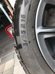 Reifen und Felge
