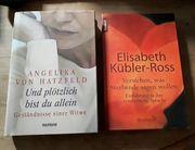 2 Bücher Und plötzlich bist