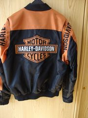Original Harley-Davidson Leichte Sommerjacke M