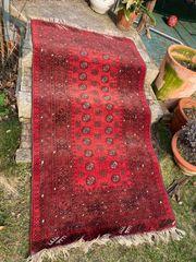 Handgeknüpfter Perser Orientteppich Alfombra 191