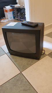 Röhrenfernseher klein von SANYO