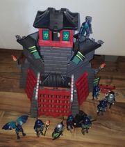 Playmobil 5480 geheime Drachenfestung extra
