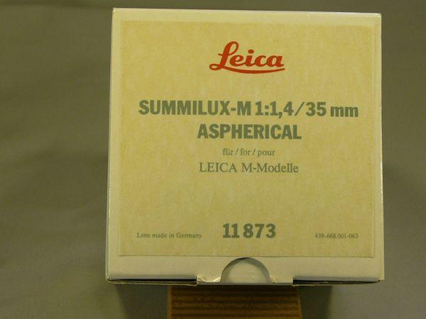 Suche Leica Summilux M1 4
