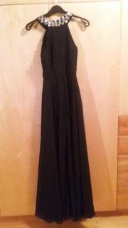 neues schwarzes Ballkleid - Abendkleid Gr