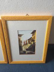 Bilder im Holzrahmen 25 x