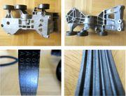 A2662000970 Träger Element Riemenspanner Spannrolle
