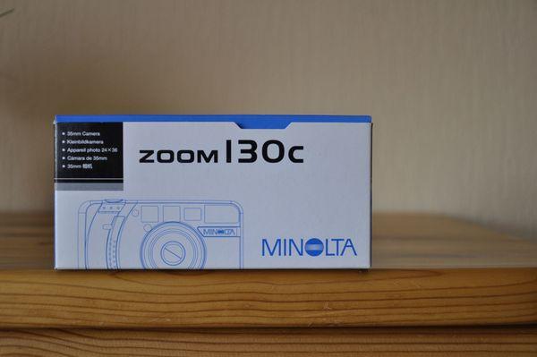 Kamera Minolta Analog