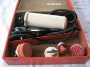 Massagegerät von 1964 Vintage Kiste
