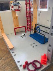Playmobil Turnhalle