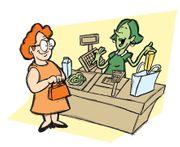Verkäuferin - Kassiererin Teilzeit - Vollzeit