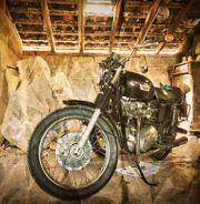 Suche Motorräder - Scheunenfunde und lange