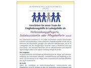 Heilerziehungspfleger Sozialassistent oder Pflegehelfer