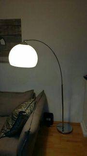 Bogenlampe Stehlampe