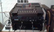 PA - Verstärkeranlage mit JBL Boxen -