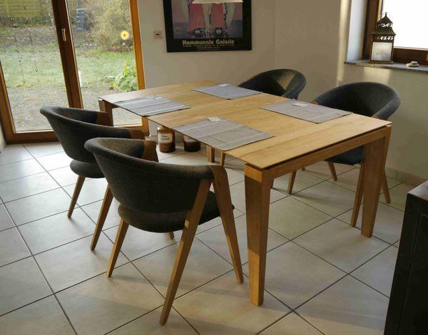 Design Tisch Contur Eiche geölt