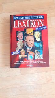 Das aktuelle Universal-Lexikon Ausgabe 1998