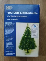 LED-Lichterkette mit 192 LED