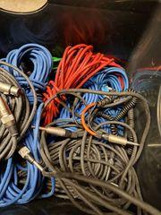 Musikzubehör Diverse Kabel